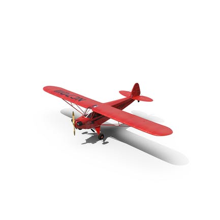 Rotlichtflugzeug