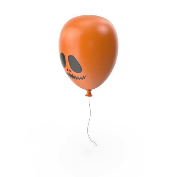 Cover Image for Pumpkin Ballon