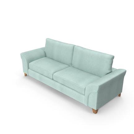 Sofa Fabric New No Pillows