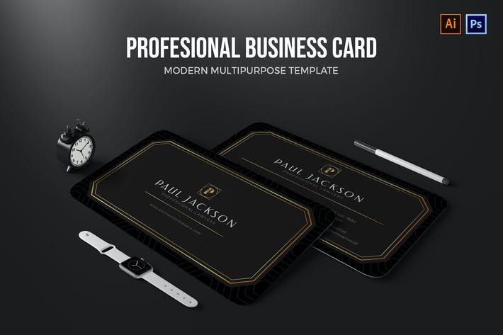 Thumbnail for Profesional Lawyers - Business Card