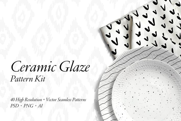 Thumbnail for Ceramic Glaze Pattern Kit