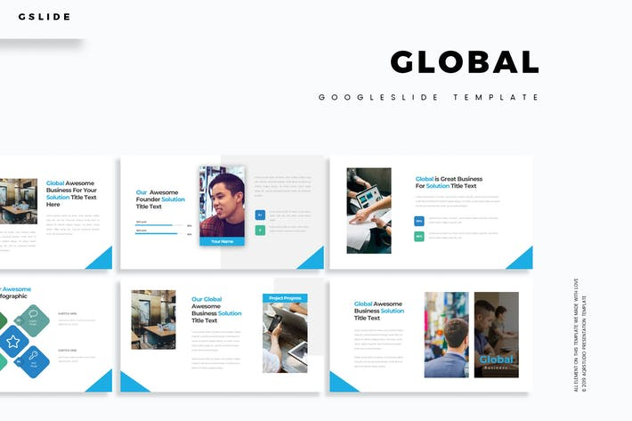 Global - Google Slide Template