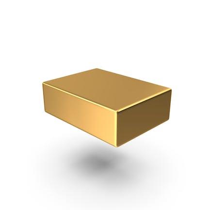 Gold Dash Symbol