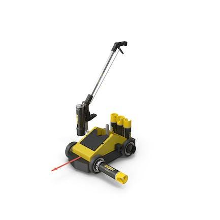 Машина для зачистки дорожных и твердых поверхностей