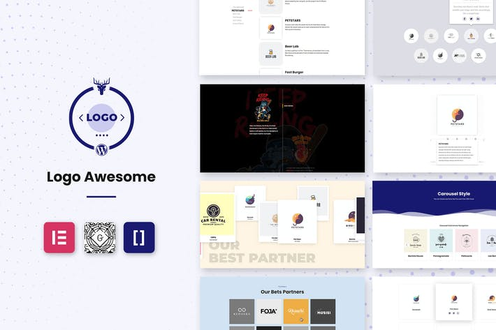 Thumbnail for Logo Awesome WordPress Plugin