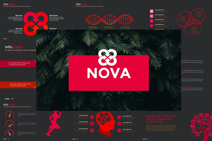 Thumbnail for NOVA Powerpoint Template