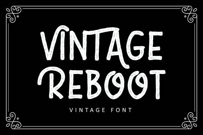 Thumbnail for Vintage Reboot