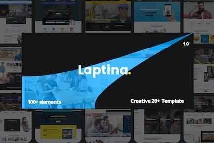 Laptina - Multi-Purpose High-Performance Template