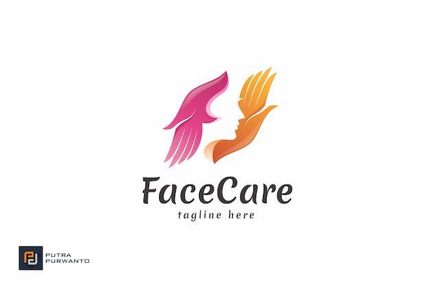 Face Care - Logo Template