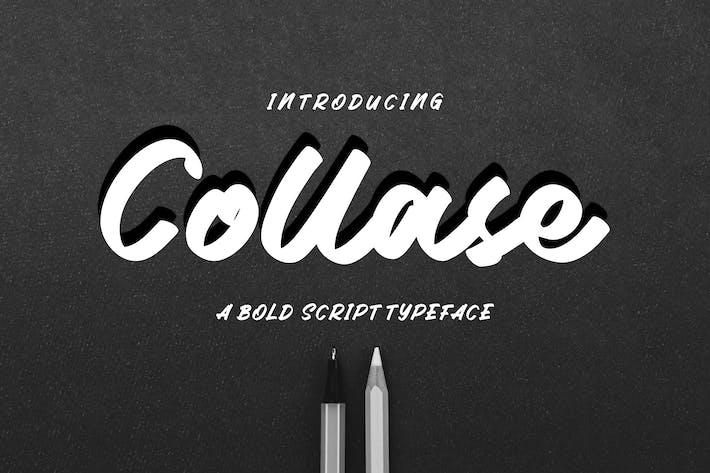 Thumbnail for Collase - Script gras