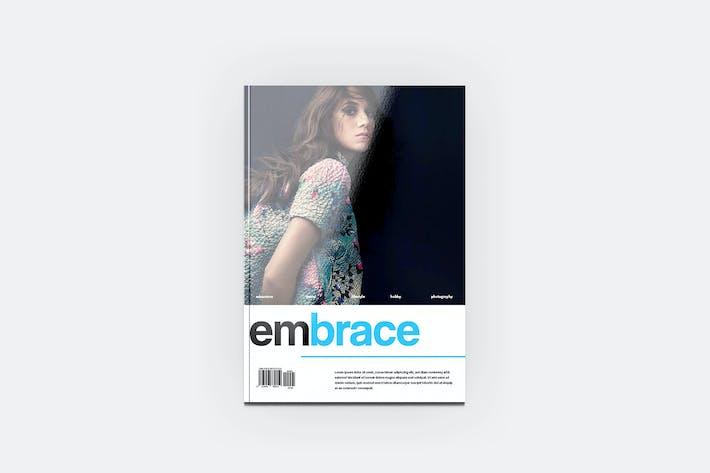 Thumbnail for HQ - A4 Embraced Magazine V5