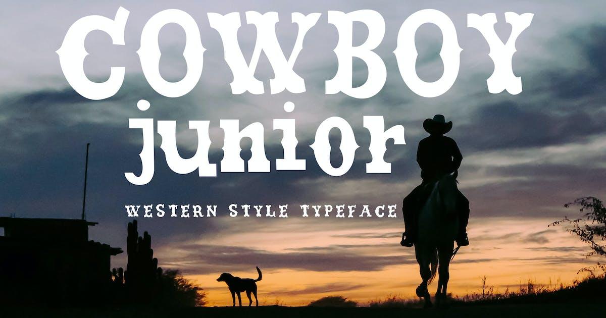 Download Cowboy Junio by alit_design