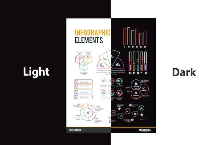 Thumbnail for Infographic Examples for Designer V.50