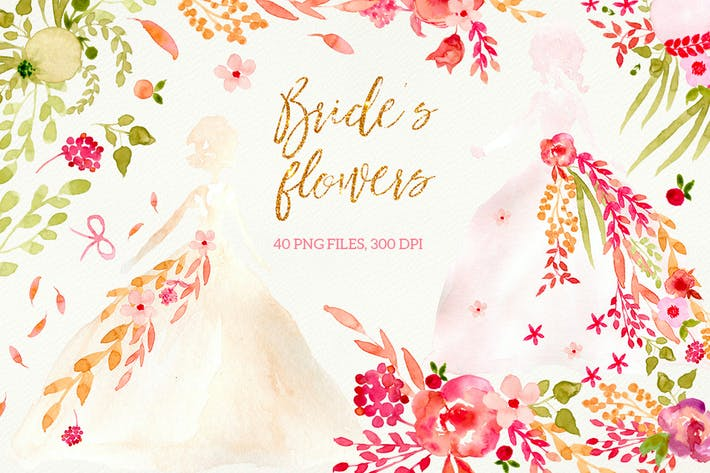 Thumbnail for Brides Flowers