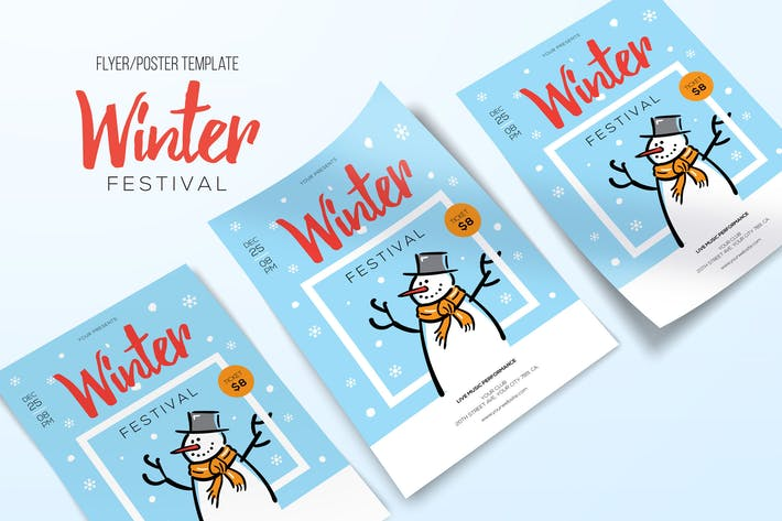 Cover Image For Winter Festival