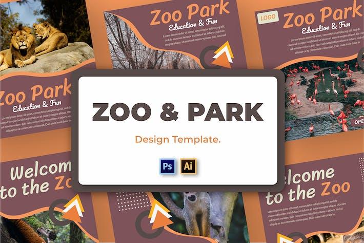 Thumbnail for Education Zoo Social Media