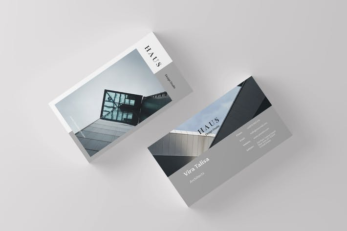 Thumbnail for Architect Business Card