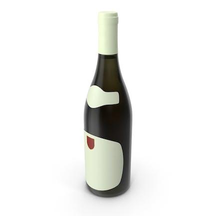 Chardonnay Flasche
