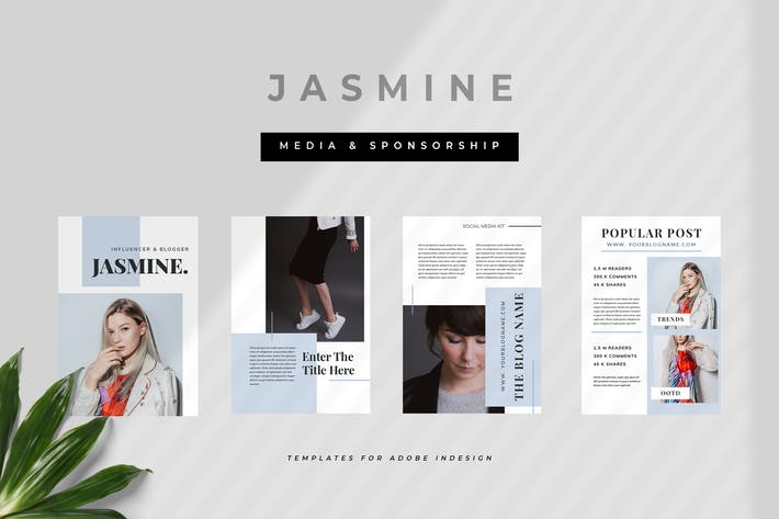 Thumbnail for Jasmine - Influencer Media Kit & Sponsorship