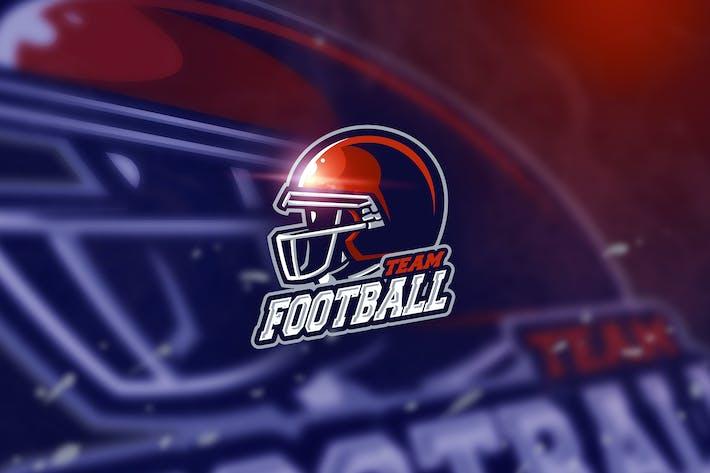 Thumbnail for Football arena - Mascot & Esport Logo