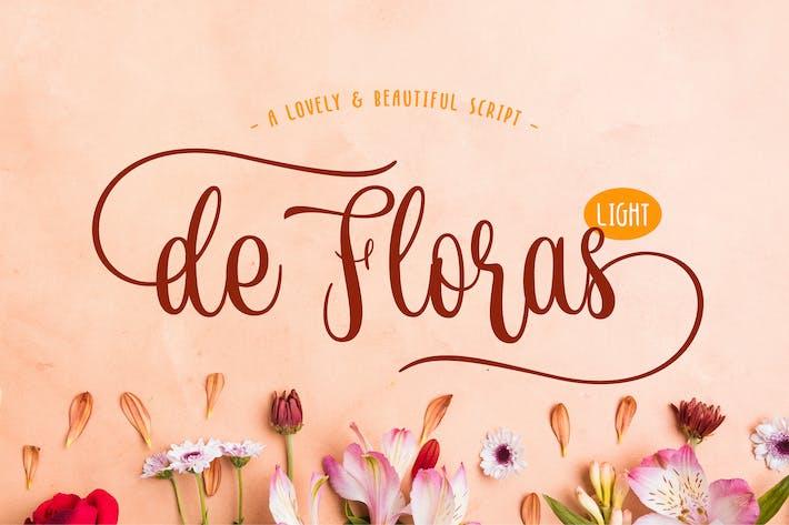 Thumbnail for de Floras - Lumière