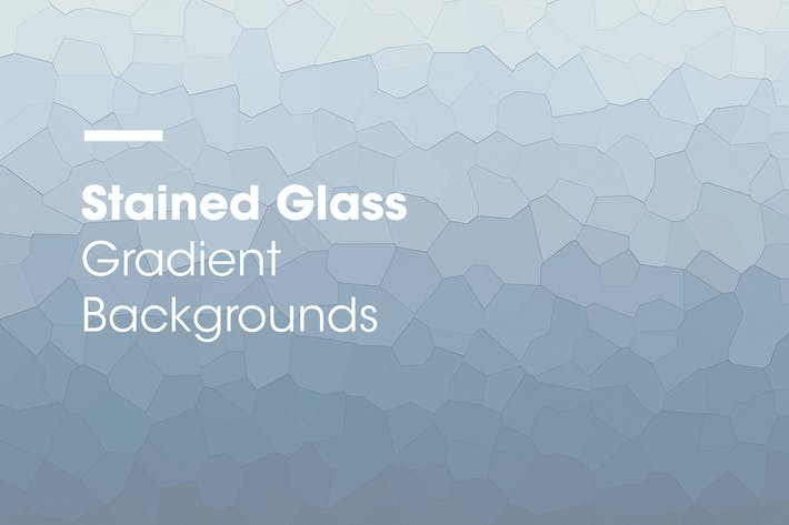 Thumbnail for Stained Glass | Gradient Backgrounds