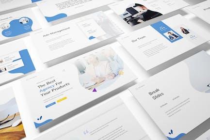 Marketing Firm Powerpoint Template