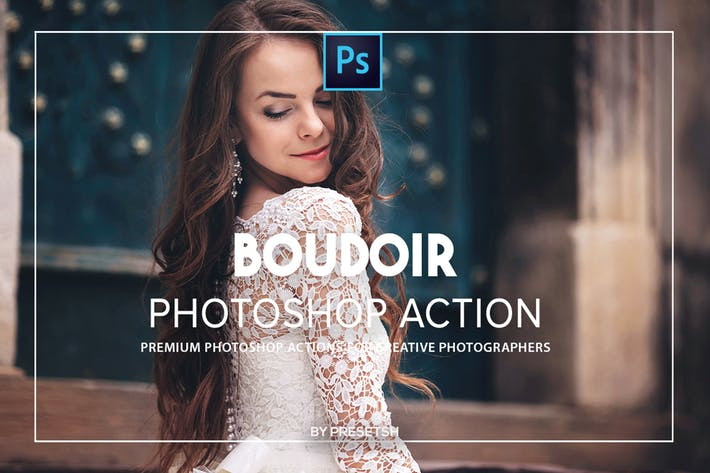 Thumbnail for Boudoir Photoshop Actions