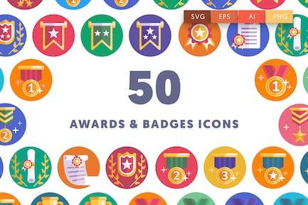 Awards & Badges Icons