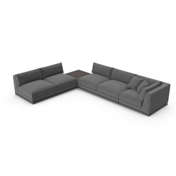 Sectional Corner Sofa