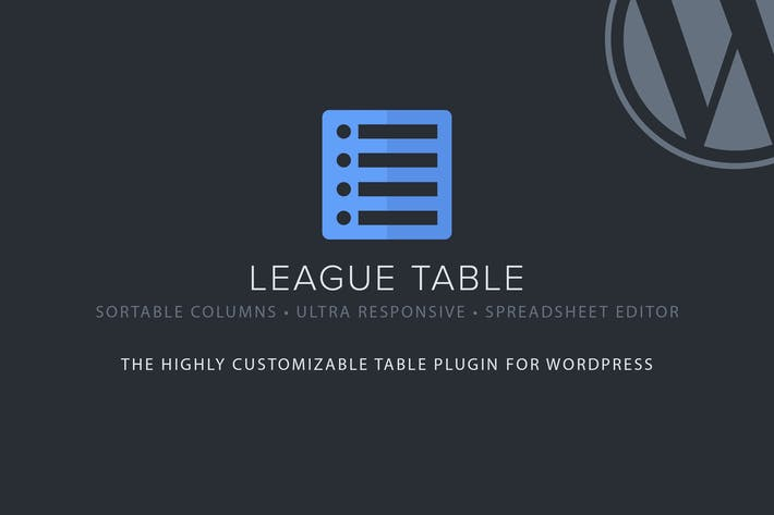 Thumbnail for League Table