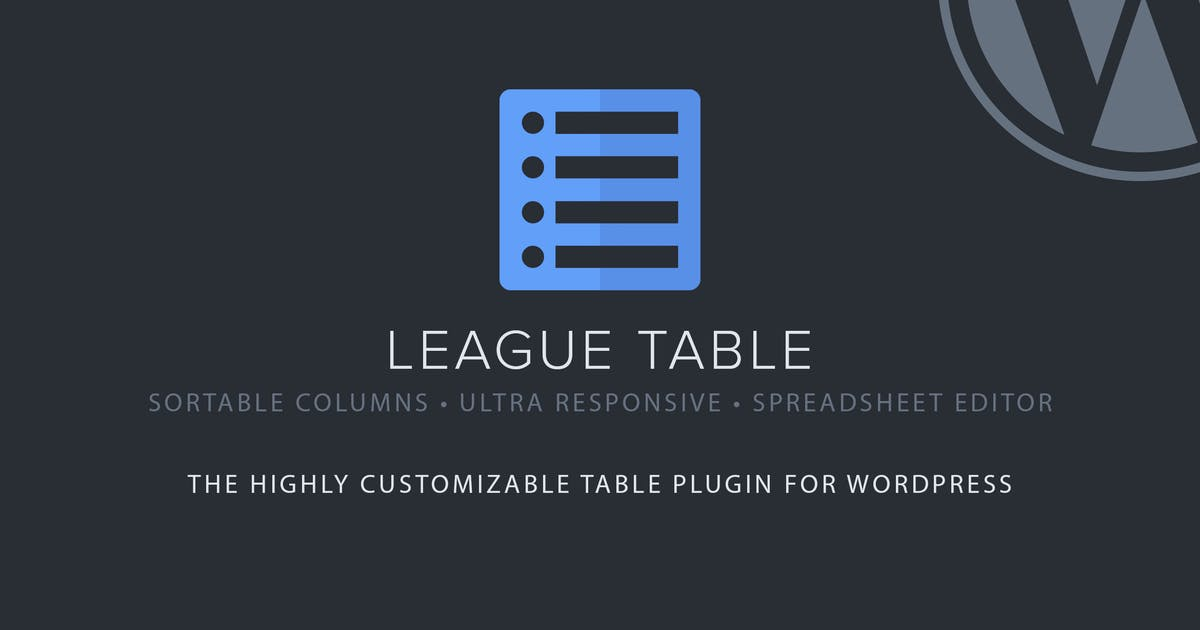 Download League Table by DAEXT