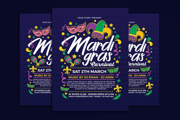 Thumbnail for Mardi Gras Carnival