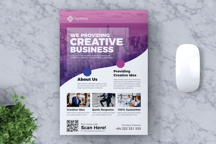 Thumbnail for Corporate Business Flyer Vol. 08
