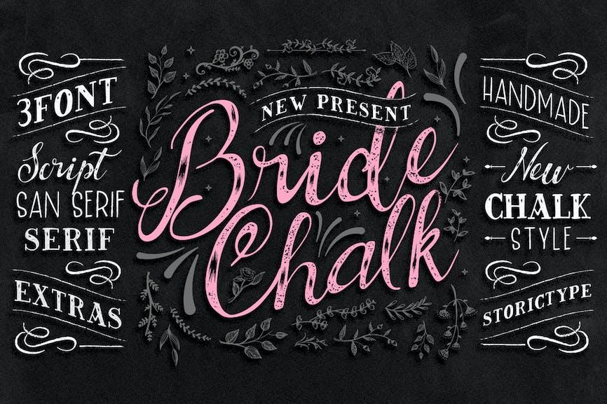 BrideChalk