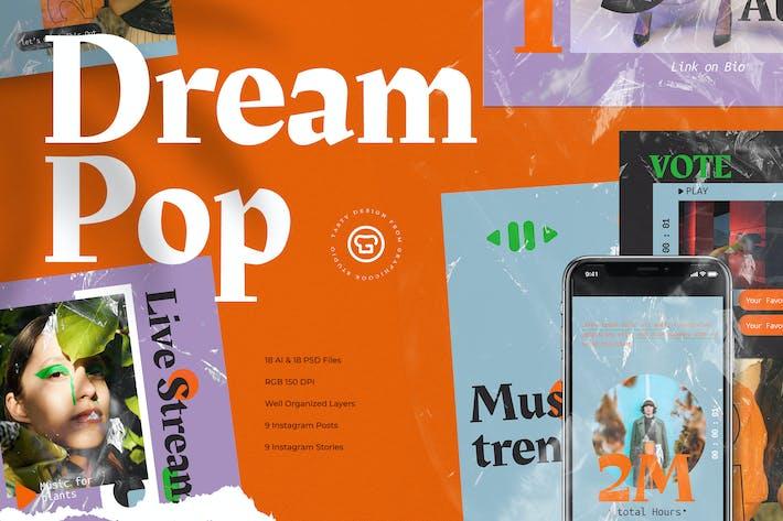 Dream Pop Insta Pack