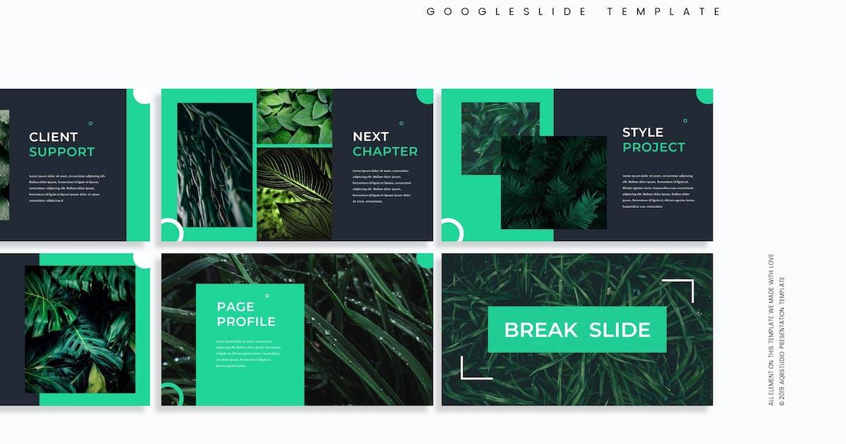 Download Envo - Google Slides Template by aqrstudio