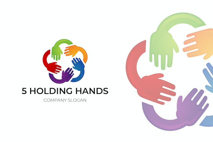 Thumbnail for 5 Holding Hands