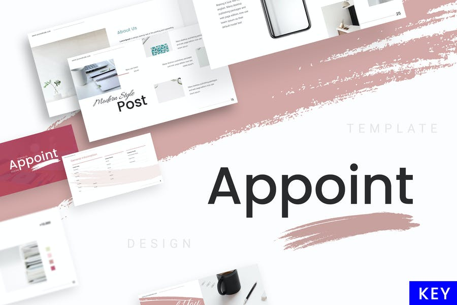 Appoint Keynote Template
