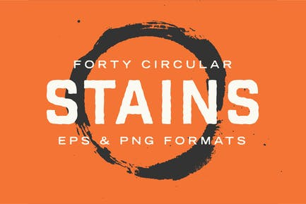 Circle Stains