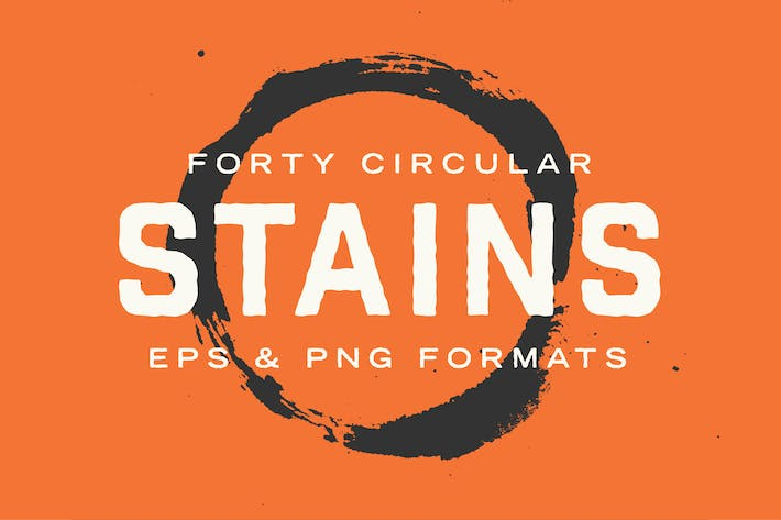 Cover Image For Circle Stains