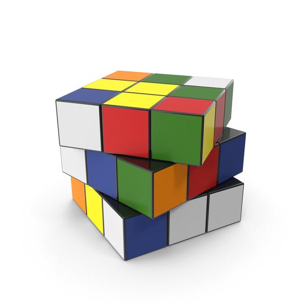 Multicolored Puzzle Cubes