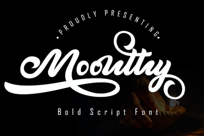 Thumbnail for Moonthy Bold Script