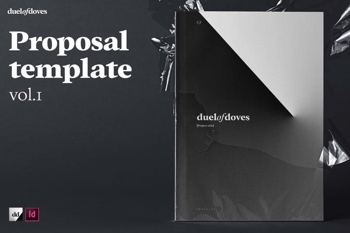 Thumbnail for Duel of Doves Proposal Template