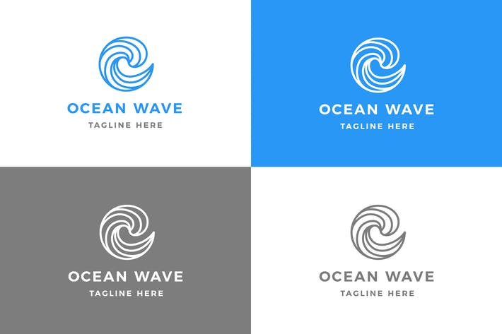 Thumbnail for Ocean - Logo Template