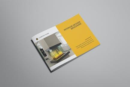Intersign - Interior Design Brochure Template
