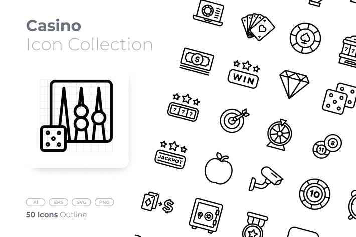 Thumbnail for Casino Gliederung Symbol