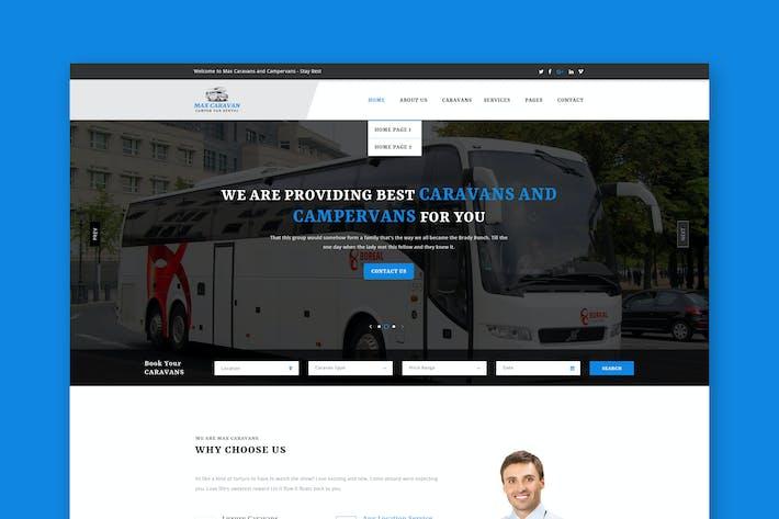 Thumbnail for Max Car - Caravans & Campervans