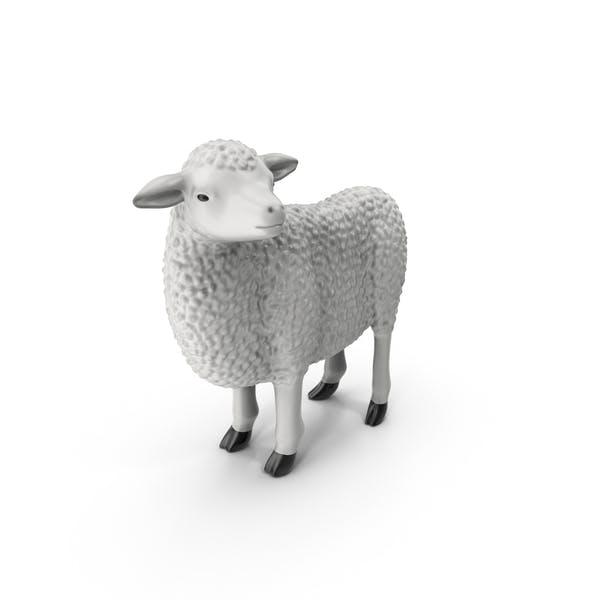 Schaf Figur