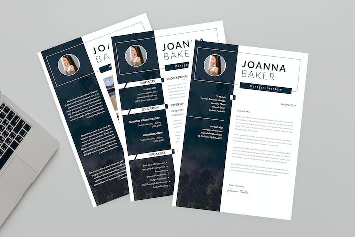 Thumbnail for Bait CV Resume Designer